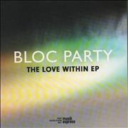 Click here for more info about 'The Love Within EP'