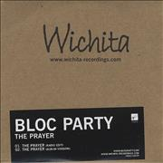 Click here for more info about 'Bloc Party - The Prayer'