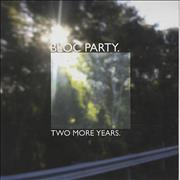 Click here for more info about 'Bloc Party - Two More Years - Green Vinyl'