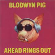 Click here for more info about 'Blodwyn Pig - Ahead Rings Out - 1st'
