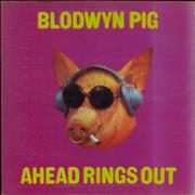 Click here for more info about 'Blodwyn Pig - Ahead Rings Out - 3rd - VG'