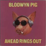 Click here for more info about 'Blodwyn Pig - Ahead Rings Out - 3rd'