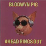 Click here for more info about 'Blodwyn Pig - Ahead Rings Out - EX'