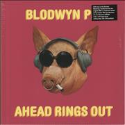 Click here for more info about 'Blodwyn Pig - Ahead Rings Out - Sealed'