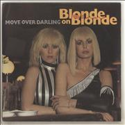 Click here for more info about 'Blonde On Blonde (80s) - Move Over Darling'