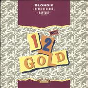 Click here for more info about 'Blondie - 12 Inch Gold - Blondie'