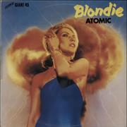 Click here for more info about 'Blondie - Atomic'