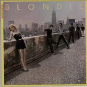 Click here for more info about 'Blondie - Autoamerican + Merchandise insert'