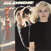Click here for more info about 'Blondie - Blondie + Obi'