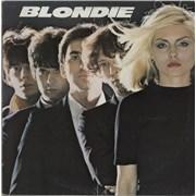 Blondie Blondie Australia vinyl LP