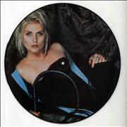 """Blondie Call Me UK 12"""" picture disc"""
