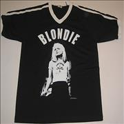 Click here for more info about 'Blondie - Camp Funtime T-Shirt - Medium'