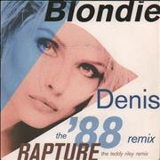 Click here for more info about 'Blondie - Denis '88'