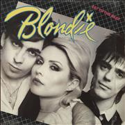 Click here for more info about 'Blondie - Eat To The Beat + Fan Club Insert - Shrink'