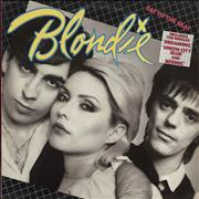 Click here for more info about 'Blondie - Eat To The Beat - Hype Stickered'