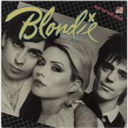 Blondie Eat To The Beat - Sealed USA vinyl LP