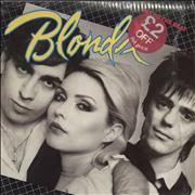 Click here for more info about 'Blondie - Eat To The Beat - shrink'