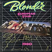Click here for more info about 'Blondie - European Tour 1980'