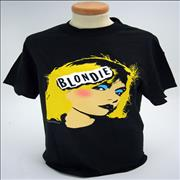 Click here for more info about 'Blondie - Face T-Shirt - Medium'