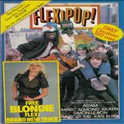 Click here for more info about 'Blondie - Flexipop Magazine + Flexi'