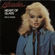 Click here for more info about 'Blondie - Heart Of Glass + p/s'