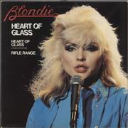 Click here for more info about 'Blondie - Heart Of Glass - EX'