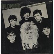 """Blondie Island Of Lost Souls Brazil 7"""" vinyl"""