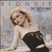 Click here for more info about 'Blondie - La Marea Esta Alta'