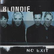 Click here for more info about 'Blondie - No Exit'