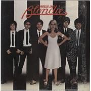 Blondie Parallel Lines + Inner UK vinyl LP