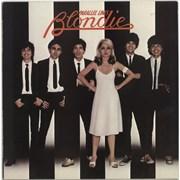 Blondie Parallel Lines UK vinyl LP
