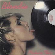 """Blondie Picture This - 4-prong - Picture Sleeve UK 7"""" vinyl"""