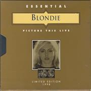 Click here for more info about 'Blondie - Picture This Live - Digipak Sleeve'