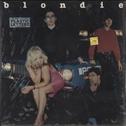 Click here for more info about 'Blondie - Plastic Letters - shrink'
