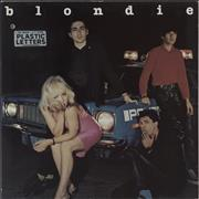 Click here for more info about 'Blondie - Plastic Letters'
