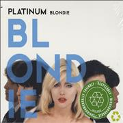 Click here for more info about 'Blondie - Platinum'