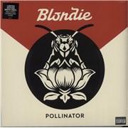 Blondie Pollinator - 180gm White Vinyl UK vinyl LP