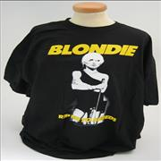 Click here for more info about 'Blondie - Rip Her To Shreds T-Shirt - Large'