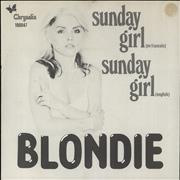 Click here for more info about 'Blondie - Sunday Girl'