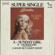 Click here for more info about 'Sunday Girl'