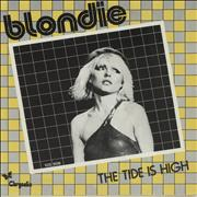 Click here for more info about 'Blondie - The Tide Is High - White Vinyl'