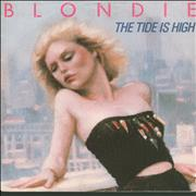 Click here for more info about 'Blondie - The Tide Is High'