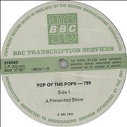 Click here for more info about 'BBC Transcription Services - Top Of The Pops 799'