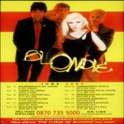 Click here for more info about 'UK Tour - June 2004 - Pair of Handbills'