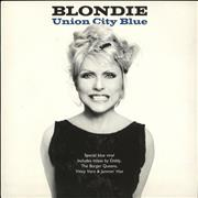 Click here for more info about 'Blondie - Union City Blue - Blue Vinyl'