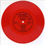 Click here for more info about 'Blondie - Yuletown Throw Down - Red'
