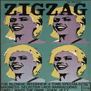 Click here for more info about 'Blondie - Zig Zag Magazine No. 98'