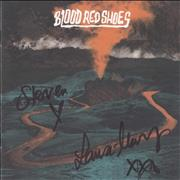 Click here for more info about 'Blood Red Shoes - Autographed'