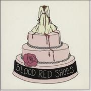 Click here for more info about 'Blood Red Shoes - I Wish I Was Someone Better'