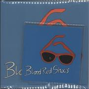 Click here for more info about 'Blood Red Shoes - It's Getting Boring By The Sea + Promo CD & CD-R'